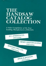 THE HANDSAW CATALOG COLLECTION published by THE ASTRAGAL PRESS