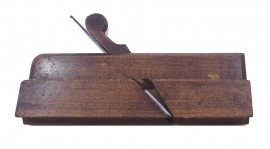 18th CENTURY NOSING PLANE BY MADOX